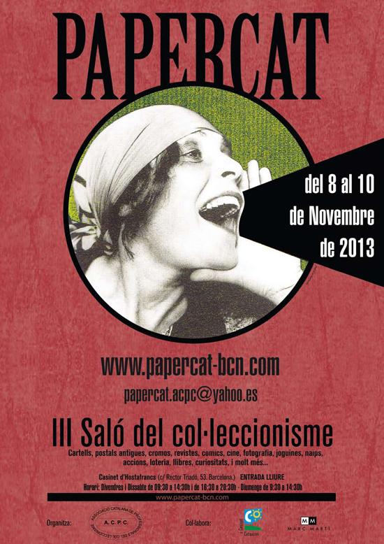 PAPERCAT III Salón de Coleccionismo 3-Salon-coleccionismo_BR